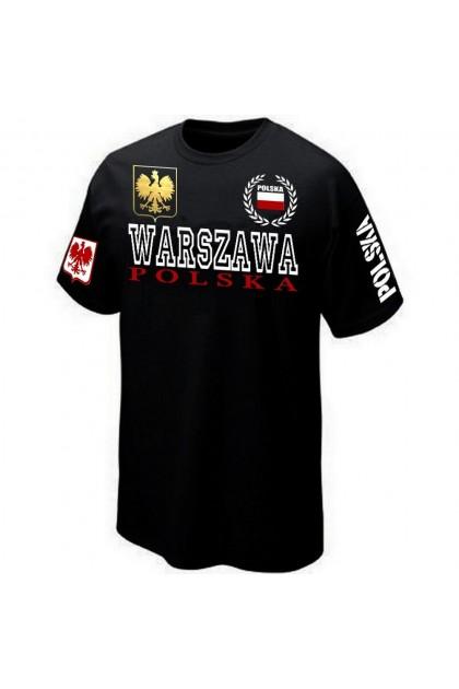 BOUTIQUE T-SHIRT POLSKA VARSOVIE