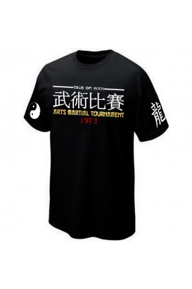 ISLE OF MAN MARTIAL-ARTS TOURNAMENT TSHIRT