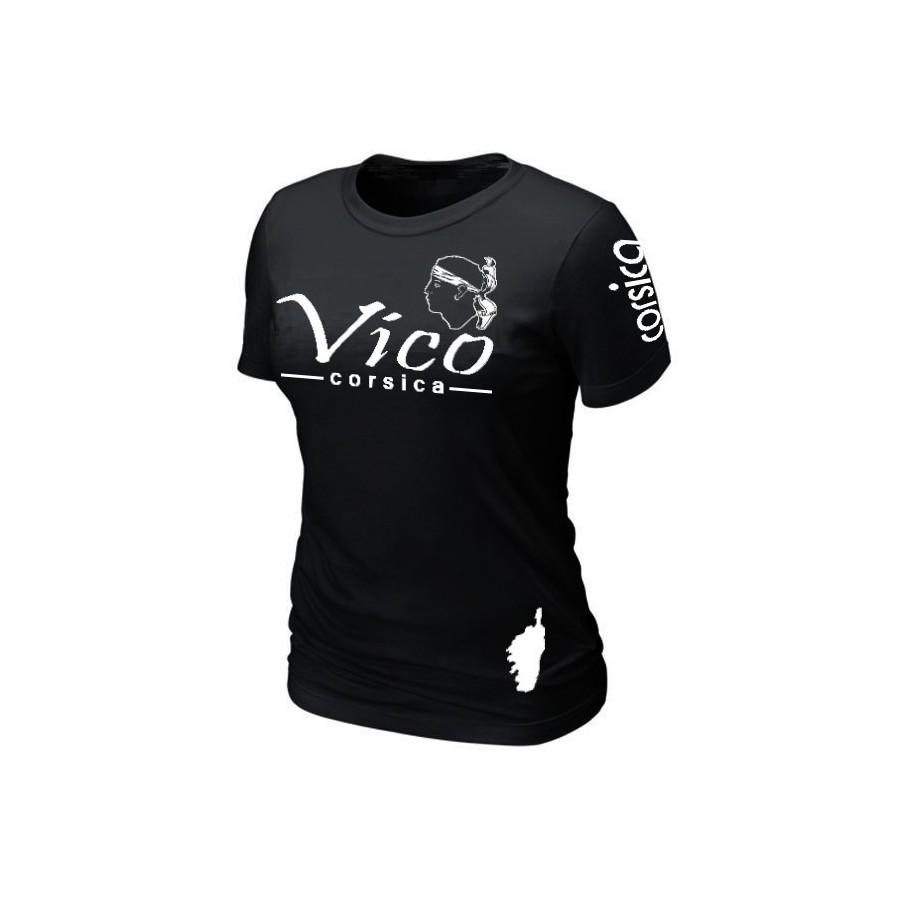 Taille Corse Shirt Femme M T Vico CrdoQxeEBW