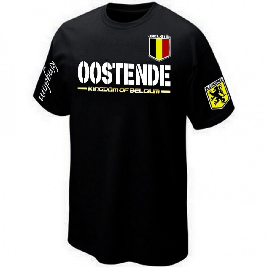 OOSTENDE MAILLOT