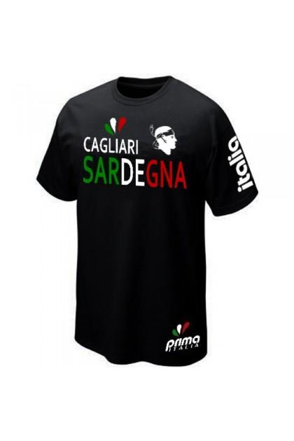 T-SHIRT CAGLIARI SARDAIGNE ITALIE