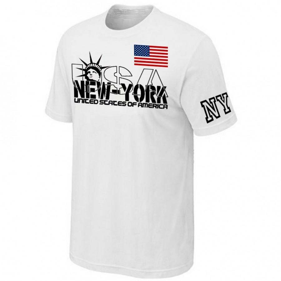 T-SHIRT USA NEW-YORK