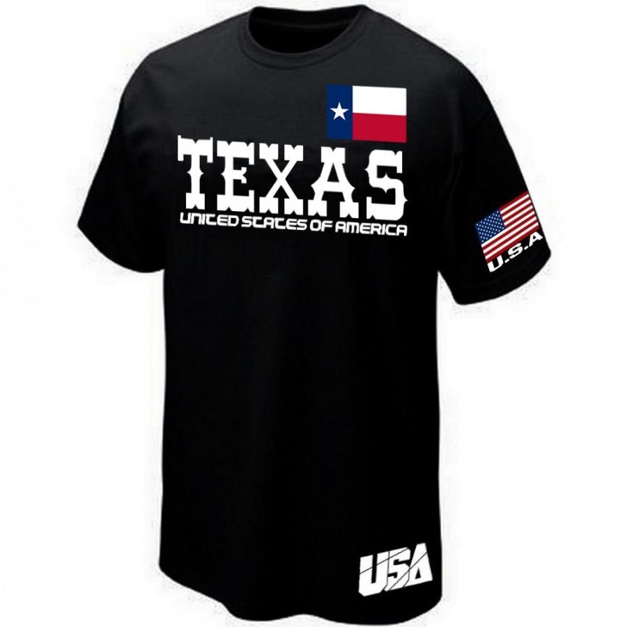 T-SHIRT TEXAS USA