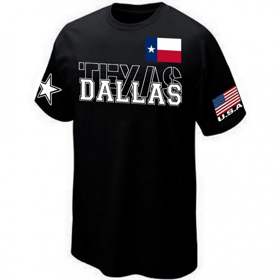 T-SHIRT DALLAS USA