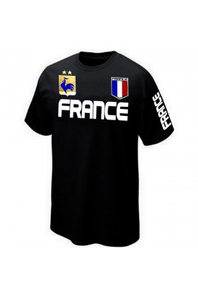 BOUTIQUE T-SHIRT SUPPORTER EQUIPE DE FRANCE