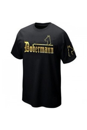BOUTIQUE T-SHIRT DOBERMANN