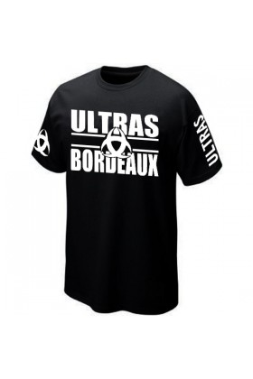 BOUTIQUE T-SHIRT ULTRAS BORDEAUX GIRONDINS BORDELAIS