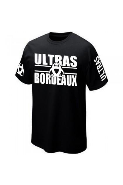 BOUTIQUE T-SHIRT ULTRAS BORDEAUX GIRONDINS BORDELAIS