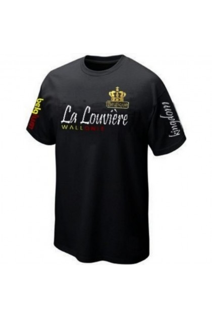 BOUTIQUE T-SHIRT BELGE