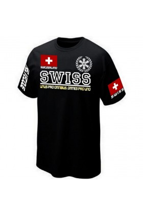 BOUTIQUE T-SHIRT SUISSE