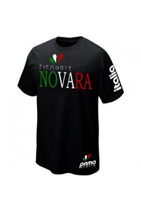 T-SHIRT NOVARA PIEMONTE ITALIA