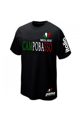 T-SHIRT CAMPOBASSO MOLISE ITALIA