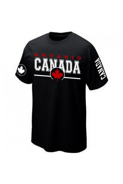 BOUTIQUE T-SHIRT CANADIEN