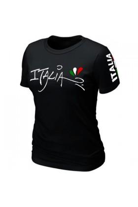T-SHIRT FEMME ITALIA