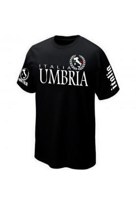 T SHIRT ITALIE ITALIA UMBRIA