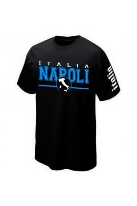 T-SHIRT ITALIA ITALIE NAPOLI NAPLES