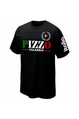 T-SHIRT ITALIA ITALIE CALABRIA CALABRE PIZZO