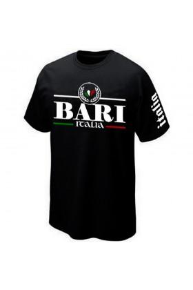 T-SHIRT ITALIA ITALIE BARI PUGLIA
