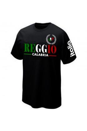 T-SHIRT ITALIA ITALIE CALABRIA REGGIO