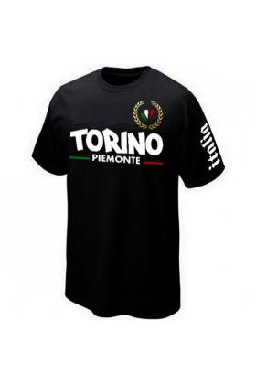 T-SHIRT ITALIA ITALIE PIEMONTE TORINO