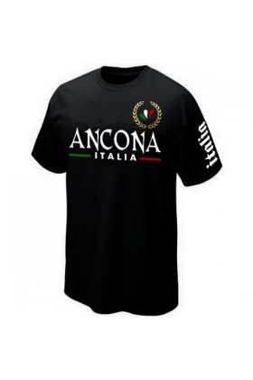 T-SHIRT ITALIA ITALIE MARCHE ANCONA
