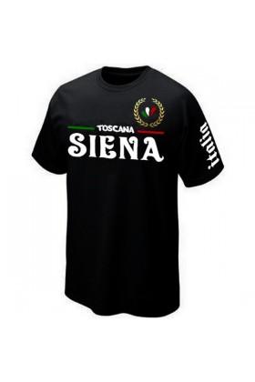 T-SHIRT ITALIA ITALIE SIENA TOSCANE