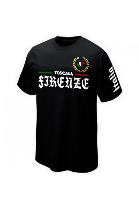 T-SHIRT ITALIA ITALIE FIRENZE