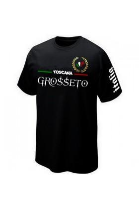 T-SHIRT ITALIA ITALIE TOSCANA GROSSETO
