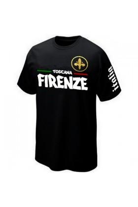 T-SHIRT ITALIA ITALIE FIRENZE FIORENTINA