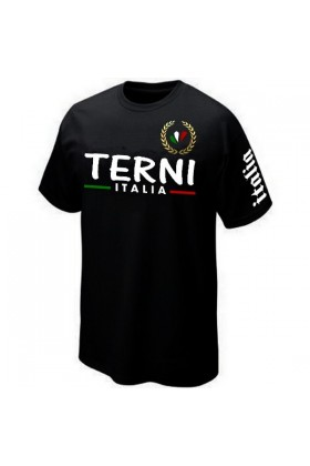 T-SHIRT ITALIE ITALIA TERNI