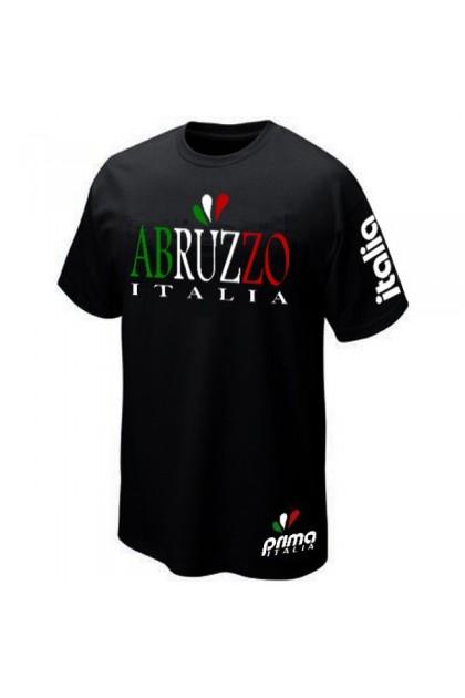 T-SHIRT ABRUZZO ITALIA