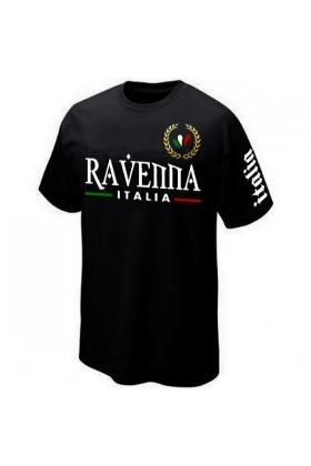 T-SHIRT ITALIE ITALIA RAVENNA