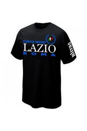 T-SHIRT ITALIE ITALIA ULTRAS LAZIO ROMA