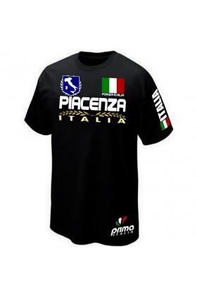 T-SHIRT ITALIE ITALIA PIACENZA