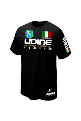 T-SHIRT ITALIE ITALIA FRIULI UDINE