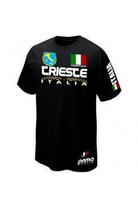 T-SHIRT ITALIE ITALIA TRIESTE
