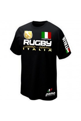 T-SHIRT ITALIE RUGBY