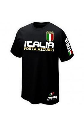 T-SHIRT ITALIE SQUADRA AZZURRI