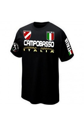 T-SHIRT MOLISE ITALIE CAMPOBASSO