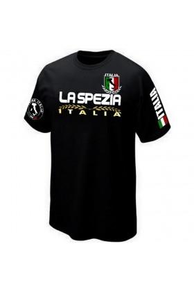 T-SHIRT ITALIE LIGURIE LA SPEZIA
