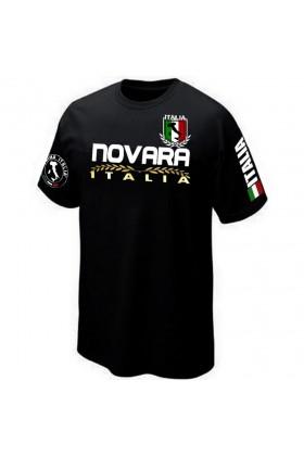 T-SHIRT ITALIE PIEMONT NOVARA
