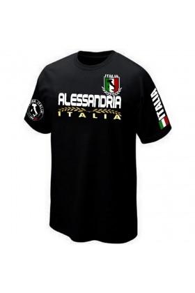 T-SHIRT ITALIE PIEMONT ALLESANDRIA