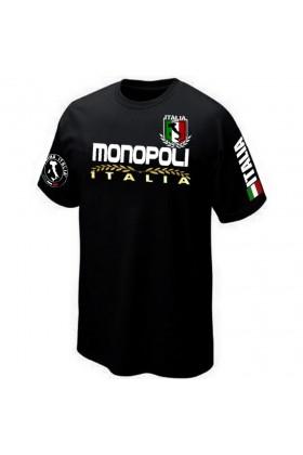 T-SHIRT ITALIE POUILLES MONOPOLI