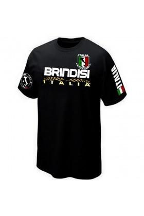 T-SHIRT ITALIE POUILLES BRINDISI
