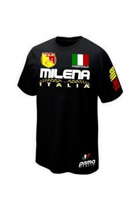 T-SHIRT ITALIE SICILE MILENA