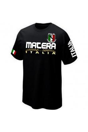 T-SHIRT BASILICATE ITALIE MATERA