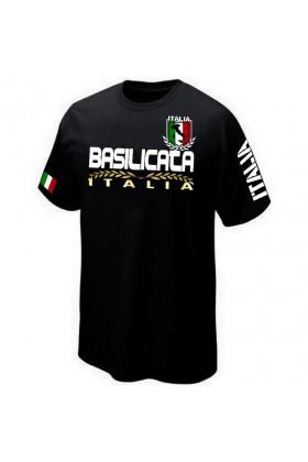 T-SHIRT BASILICATE ITALIE