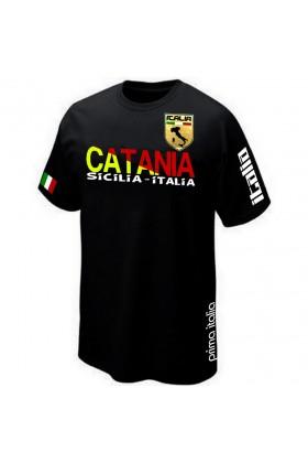 T-SHIRT ITALIE SICILE CATANE