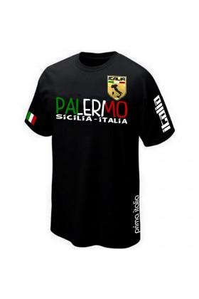 T-SHIRT ITALIE SICILE PALERME