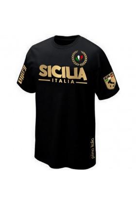 T-SHIRT ITALIE SICILE SICILIA